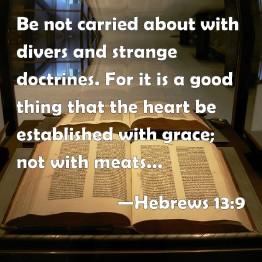 Hebrews 13_9